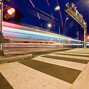 Light Rail at Natoma Station