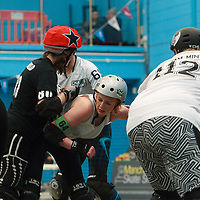 Furious Engine take on Deadcats at the MRD Sevens Tournament, Salford University Sports Centre, 2018-03-04