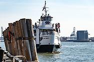 NEW YORK  2020V10<br /> Färjan till Libery Island<br /> <br /> Foto: Per Danielsson/Projekt.P