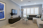 Allworth Display Home at Willowdale, outer Sydney, Australia