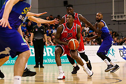Fred Thomas of Bristol Flyers - Photo mandatory by-line: Robbie Stephenson/JMP - 29/03/2019 - BASKETBALL - English Institute of Sport - Sheffield, England - Sheffield Sharks v Bristol Flyers - British Basketball League Championship