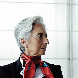 PARIS, FRANCE. NOVEMBER 23, 2010. Christine LAGARDE, French Minister for Economy, Finance and Industry in the Government of Prime Minister Francois Fillon. (photo by Antoine Doyen)