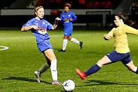 Emma Lysons. Stockport County LFC 2-0 Liverpool Feds WFC. Women's National League. Stockport Sports Village. 30.9.20