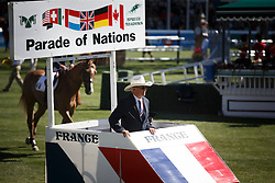 Guerdat Philippe, (SUI) <br /> BMO Nations Cup<br /> Spruce Meadows Masters - Calgary 2015<br /> © Hippo Foto - Dirk Caremans<br /> 12/09/15