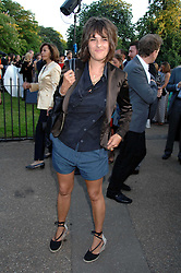 Artist TRACEY EMIN at the annual Serpentine Gallery Summer Party in association with Swarovski held at the gallery, Kensington Gardens, London on 11th July 2007.<br />