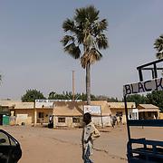 Front View. Kayes Hospital, Mali.