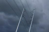 Krommenie - elektriciteitsmast,  COPYRIGHT KOEN SUYK