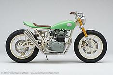 Paul Miller Yamaha XS 650