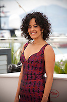 Actress Maeve Jinkings at the Aquarius film photo call at the 69th Cannes Film Festival Wednesday 18th May 2016, Cannes, France. Photography: Doreen Kennedy