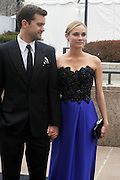 l to r: Joshua Jackosn and Diane Kruger arrives at The Metropolitan Opera's 125th Anniversary Gala and Placido Domingo's 40th Anniversary Celebration underwritten by Yves Saint Laurent held at The Metropolitian Opera House, Lincoln Center on March 15, 2009 in New York City.