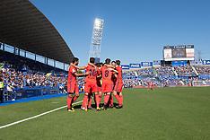 Getafe v Real Sociedad - 29 October 2017