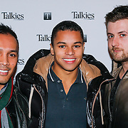 NLD/Amsterdam/20130207 - Presentatie Talkies Men 2013, Jeffrey Wammes en vrienden