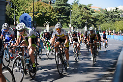 Kelly Druyts at Madrid Challenge by la Vuelta 2017 - a 87 km road race on September 10, 2017, in Madrid, Spain. (Photo by Sean Robinson/Velofocus.com)