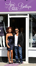 Opening of Amy Childs Boutique 5-9-12