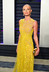 Kate Bosworth attending the Vanity Fair Oscar Party held at the Wallis Annenberg Center for the Performing Arts in Beverly Hills, Los Angeles, California, USA.