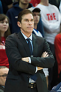 DALLAS, TX - DECEMBER 16: SMU Mustangs associate head coach Tim Jankovich looks on against the Nicholls State Colonels on December 16, 2015 at Moody Coliseum in Dallas, Texas.  (Photo by Cooper Neill/Getty Images) *** Local Caption *** Tim Jankovich