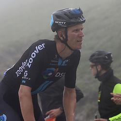 LUZ ARDIDEN (FRA) CYCLING: July 15<br /> 18th stage Tour de France Pau-Luz Ardiden<br /> Images from the Col du Tourmalet<br /> Cees Bol