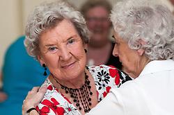 Pensioners at a Tea dance