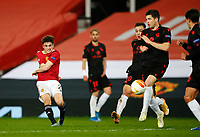 Football - 2020 / 2021 EUFA Europa League - Round of 32 - Second Leg - Manchester United  vs Real Sociedad - Old Trafford<br /> <br /> Daniel James of Manchester United at Old Trafford<br /> <br /> Credit COLORSPORT/LYNNE CAMERON