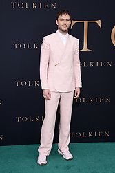 """""""Tolkien"""" Los Angeles Premiere held at the Regency Village Theatre on May 8, 2019 in Westwood, Ca. © Janet Gough / AFF-USA.COM. 08 May 2019 Pictured: Nicholas Hoult. Photo credit: Janet Gough / AFF-USA.COM / MEGA TheMegaAgency.com +1 888 505 6342"""