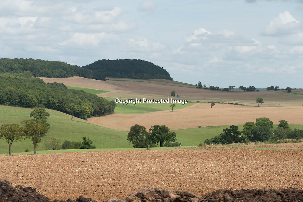 France Saint pere in vezelay area