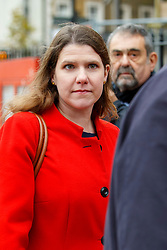 © Licensed to London News Pictures. 03/11/2015. London, UK. Jo Swinson attending a memorial service for ex-Liberal Democrat leader Charles Kennedy at St George's Cathedral in London on Tuesday, 3 November, 2015. Mr Kennedy died suddenly on June 1, 2015 at the age of 55 after suffering a major haemorrhage as a result of a long battle with alcoholism. Photo credit: Tolga Akmen/LNP