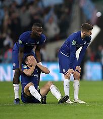 Chelsea v Manchester City - 24 February 2019