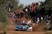 Mads Ostberg - Jonas Andersson - Adapta World Rally Team