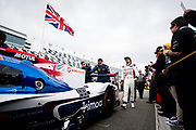 January 24-28, 2018. IMSA Weathertech Series ROLEX Daytona 24. 23 United Autosports, Ligier LMP2, Fernando Alonso