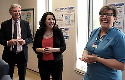 "Scottish Labour leader Richard Leonard and Health spokesperson Monica Lennon met with midwives in NHS Lanarkshire, ahead of a Scottish Labour debate which calls on the SNP Government to invest an additional £10 million for the implementation of Best Start and to investigate claims that midwives are not being given sufficient resources to do their jobs.<br /> <br /> Scottish Labour will use parliamentary time this week to call on the SNP Government to investigate reports that midwives do not have enough resources to do their jobs safely.<br /> <br /> Concerns have been raised in an open letter by midwives in NHS Lothian, which claim they do not have enough computers, equipment and pool cars.<br /> <br /> Scottish Labour have also called for an additional £10 million to be allocated towards the implementation of the Best Start recommendations, to ensure that midwives are given adequate time, training and resources.<br /> <br /> Scottish Labour Health Spokesperson Monica Lennon said:<br /> <br /> ""Midwives play a crucial role in caring for women and babies. The best way of recognising their contribution to our NHS is by making sure they have enough resources to do their jobs safely.<br /> <br /> ""That's why Scottish Labour is calling on the SNP Government to investigate reports about a lack of equipment and resources, and to provide an additional £10 million towards the implementation of the Best Start recommendations.<br /> <br /> ""The Health Secretary must listen to the concerns of midwives and take urgent action to address the workforce crisis.""<br /> <br /> Pictured: Richard Leonard and Monica Lennon chat to Lorna Lennox (Quality Improvement Midwife)<br /> <br /> Alex Todd 