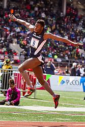 Penn Relayscollege men's triple jump championship, Steve Waithe, Penn State