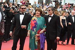 May 14, 2019 - Cannes, France - 72th International Cannes Film Festival. Red Carpet of ''Dead don't die'' screening..72eme Festival International du Film de Cannes. Montee des marches du film ''les morts ne meurent pas''.....239112 2019-05-14  Cannes France.. Meril, Macha (Credit Image: © L.Urman/Starface via ZUMA Press)