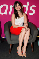 © Licensed to London News Pictures. 20/04/2016. DAISY LOWE gives a talk at Advertising Week Europe. London, UK. Photo credit: Ray Tang/LNP