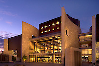 National Underground Railroad Freedom Center at Twilight