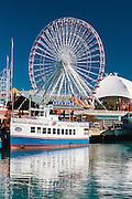 Navy Pier in Chicago, Illinois