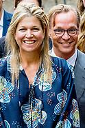 Koningin Máxima bij opening GPFI workshop