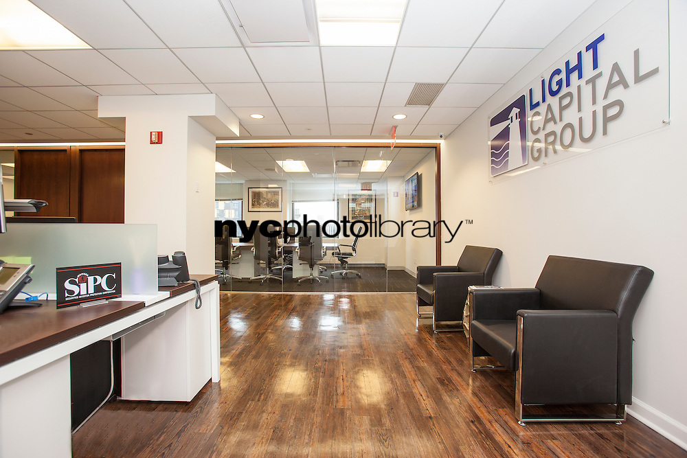 Lobby at 40 Wall Street