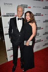 Paula Wagner & Rick Nicita bei der 30th Annual American Cinematheque Awards Gala in Beverly Hills / 141016