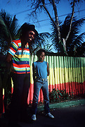 Big Youth and Musical Youth - Jamaica 1983