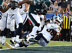 Philadelphia Eagles vs  Los Angeles Rams 10 Dec 2017