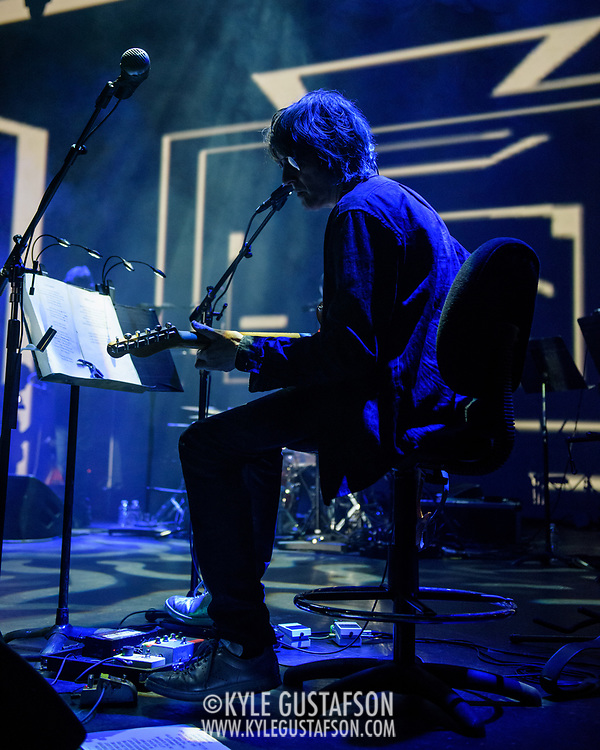 April 16, 2019 - Spiritualized perform at the Lincoln Theater in Washington, D.C.