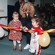 Opening van de vernieuwde Trappenberg in Huizen