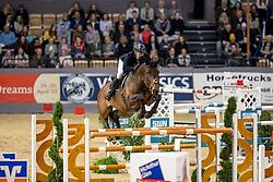Meech Daniel, NZL, Fine<br /> Grand Prix Jumping<br /> Neumünster - VR Classics 2019<br /> © Hippo Foto - Stefan Lafrentz