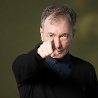 Tony Parsons at Edinburgh International Book Festival 2014<br /> 9th August 2014<br /> <br /> Picture by Russell G Sneddon/Writer Pictures<br /> <br /> WORLD RIGHTS