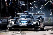 March 15-17, 2018: Mobil 1 Sebring 12 hour. 10 Konica Minolta Cadillac DPi-V.R, Cadillac DPi, Jordan Taylor, Renger Van Der Zande, Ryan Hunter-Reay pitstop