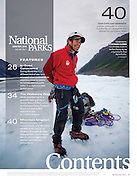 National Parks: Table of Contents (January 2011)