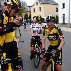 01-05-2021: Wielrennen: Elsy Jakobs 2: Luxembourg: Anouska Koster: Riejanne Markus: Karlijn Swinkels