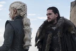September 1, 2017 - Emilia Clarke, Kit Harington..'Game Of Thrones' (Season 7) TV Series - 2017 (Credit Image: © Hbo/Entertainment Pictures via ZUMA Press)