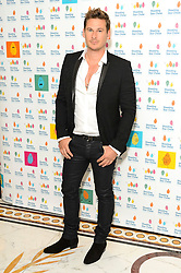 © Licensed to London News Pictures. 01/10/2016. LEE RYAN attends the annual Shooting Stars CHASE fundraising ball.  London, UK. Photo credit: Ray Tang/LNP