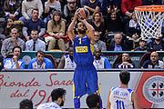 DESCRIZIONE : Eurolega Euroleague 2015/16 Group D Dinamo Banco di Sardegna Sassari - Maccabi Fox Tel Aviv<br /> GIOCATORE : Brian Randle<br /> CATEGORIA : Tiro Tre Punti Three Point Curiosità Tifosi Pubblico Spettatori<br /> SQUADRA : Maccabi Fox Tel Aviv<br /> EVENTO : Eurolega Euroleague 2015/2016<br /> GARA : Dinamo Banco di Sardegna Sassari - Maccabi Fox Tel Aviv<br /> DATA : 03/12/2015<br /> SPORT : Pallacanestro <br /> AUTORE : Agenzia Ciamillo-Castoria/L.Canu